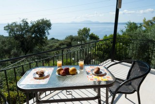 sea view apartments joanna corfu